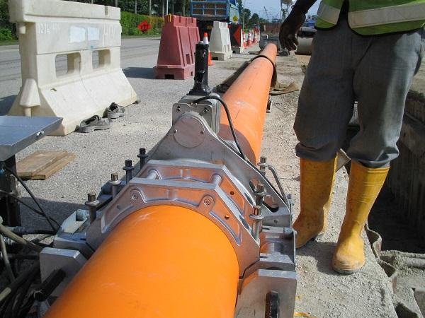Medium or Low Pressure Gas Pipelines